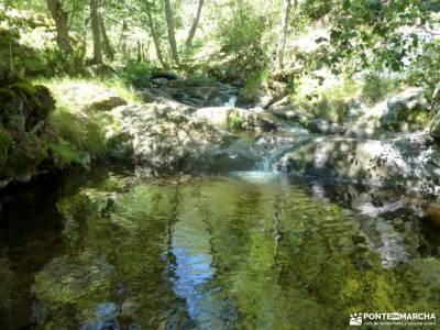 Sestil de Maillo-Mojonavalle-Canencia; senderismo vizcaya asturias sendero gr 48